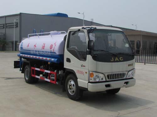 CSC5073GSSJH型灑水車