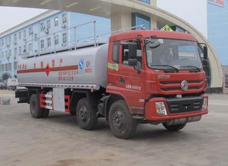 CLW5253GJYT4型加油车