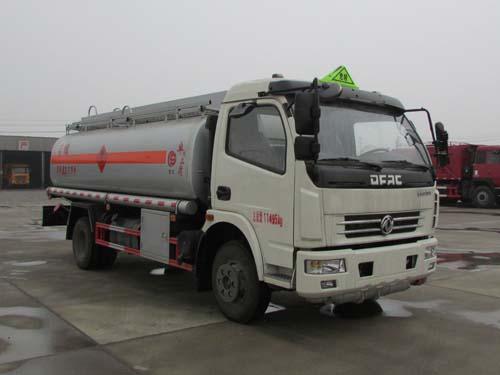 東風大多利卡8.3方(實際9.6方)柴油加油車