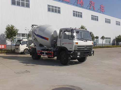 HCQ5120GJBSZ混凝土攪拌運輸車