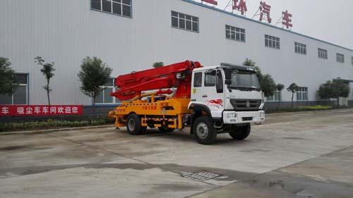 HCQ5161THBZ混凝土泵車