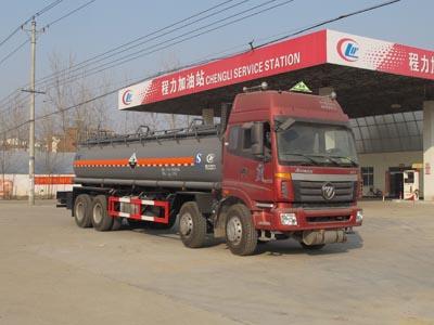 CLW5314GFWB4腐蝕性物品罐式運輸車