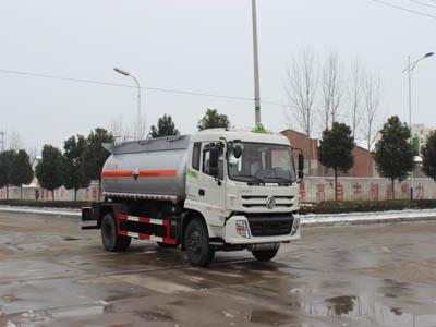 SCS5160GFWE型腐蚀性物品罐式运输车