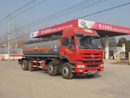 CLW5314GFWC4腐蝕性物品罐式運輸車