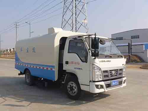 HCQ5075TXCBJ吸塵車