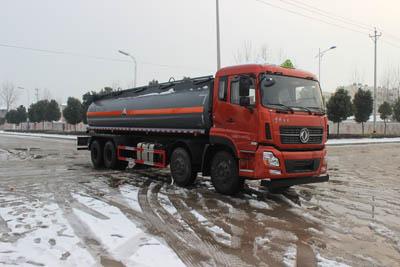 SCS5310GFWD型腐蚀性物品罐式运输车