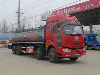 CLW5315GFWC4腐蝕性物品罐式運輸車