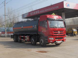 CLW5316GFWC4腐蝕性物品罐式運輸車