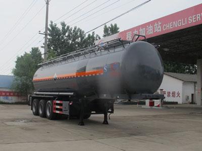 CLW9407GFWB腐蝕性物品罐式運輸半掛車