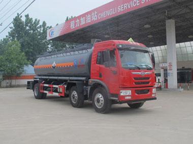 CLW5257GFWC4腐蝕性物品罐式運輸車