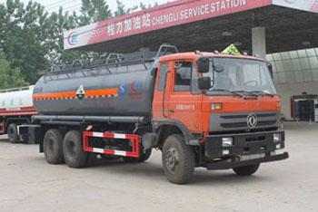 CLW5250GFWT4腐蝕性物品罐式運輸車