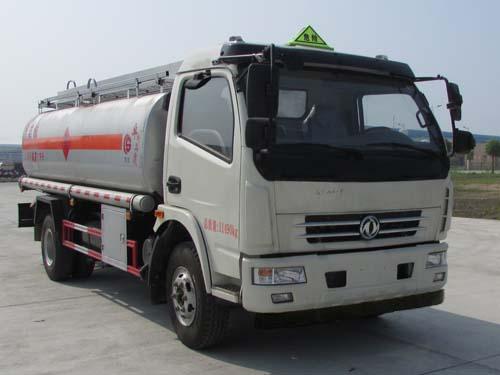 東風(二汽)8.3方(實際9.6方)柴汽油加油車