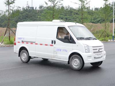 CLW5025XLC5型冷藏车