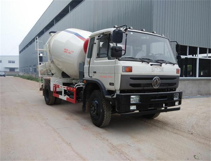 DFZ5168GJBSZ4D混凝土搅拌运输车