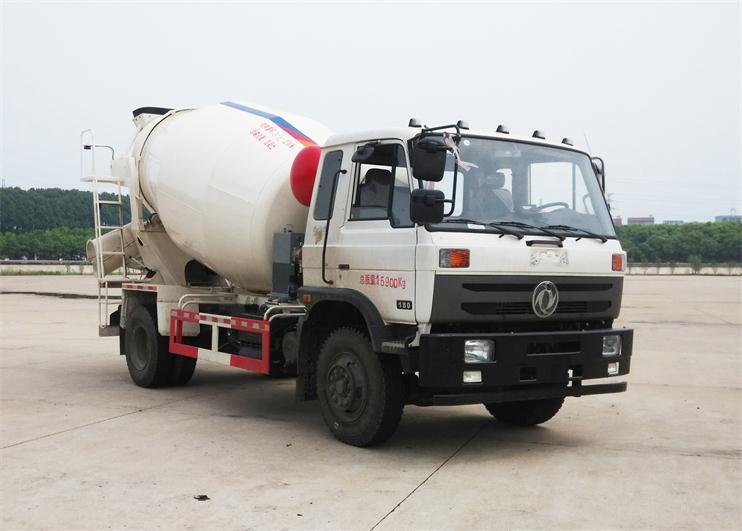 DFZ5168GJBSZ4DS混凝土搅拌运输车