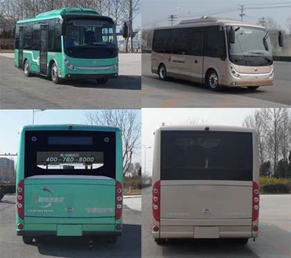 更多>>中通客车纯电动城市客车系列产品