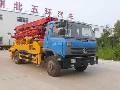 HCQ5168THBEQ混凝土泵車