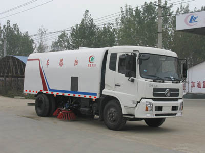 CLW5160TSL4掃路車
