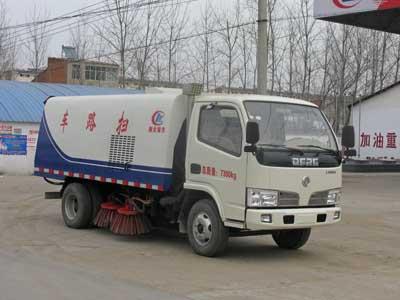 CLW5071TSL4掃路車