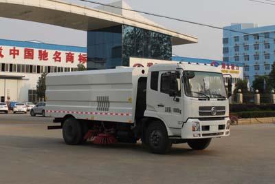 CLW5160TSLD4掃路車