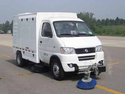 纯电动扫路车图片