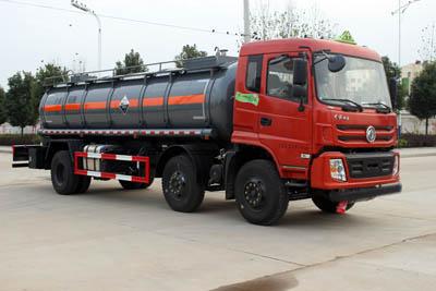 SCS5250GFW型腐蚀性物品罐式运输车