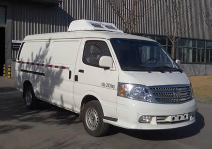 BJ5036XLC-V1冷藏车