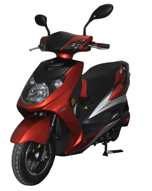 爱玛电动两轮摩托车