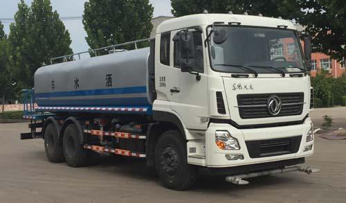 永康牌14吨洒水车(cxy5252gss)厂家直降0.4万