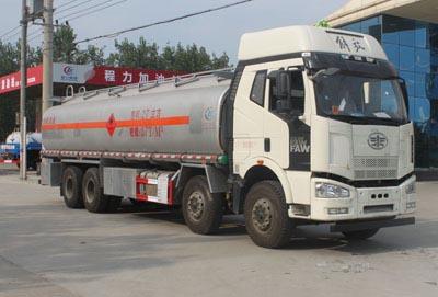 铝合金运油车(CLW5310GYYLVC4型铝合金运油车)