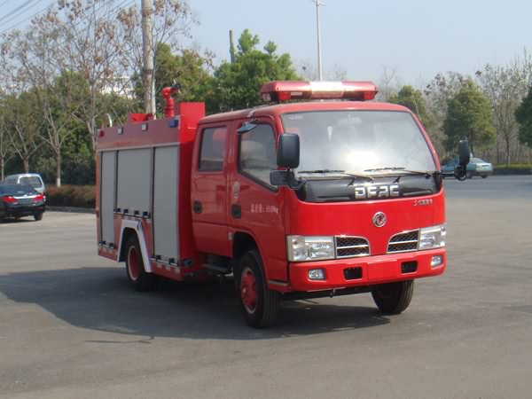 JDF5071GXFSG20A水罐消防車