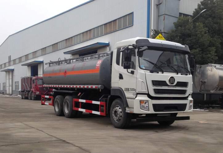 SLS5250GYYHQ4型運油車