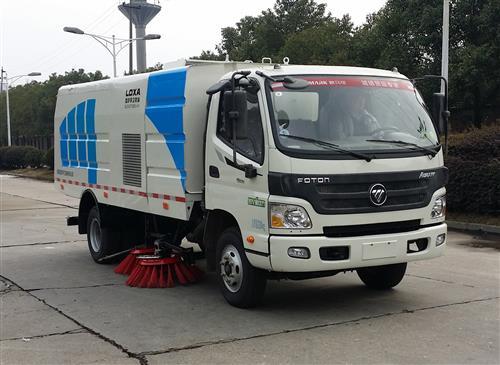 BJ5082TXSE4-H1洗扫车