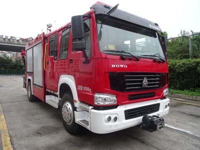 A类泡沫消防车有哪些种类?