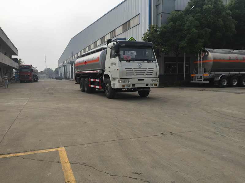 SLS5250GYYS4型運油車