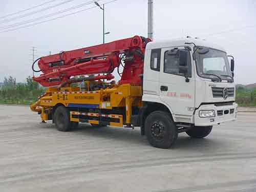 HCQ5196THBEQ混凝土泵車