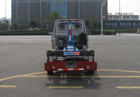 XZL5021ZXX5型车厢可卸式垃圾车