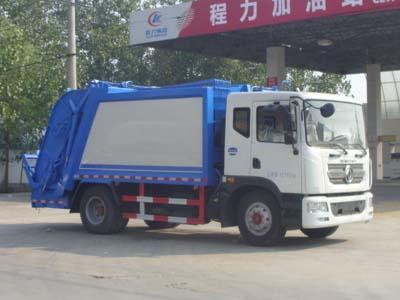 CLW5164ZYSD4型压缩式垃圾车