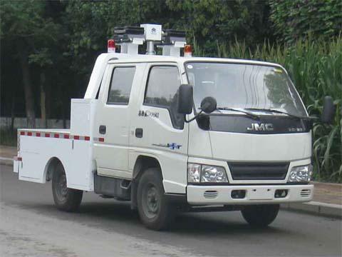 江铃凯运双排抢险救援照明车图片