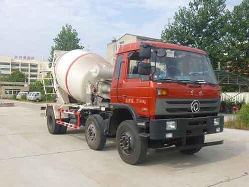 HCQ5258GJBEQ混凝土攪拌運輸車