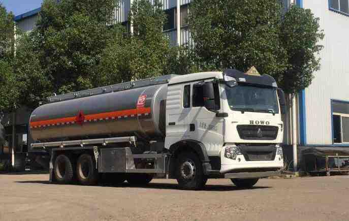 SLS5250GYYZ4型運油車