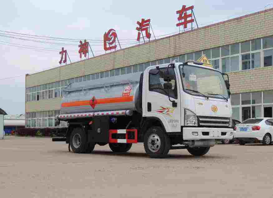 SLS5080GJYC4型加油車