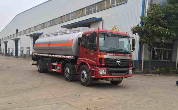 SLS5253GJYB4型加油車