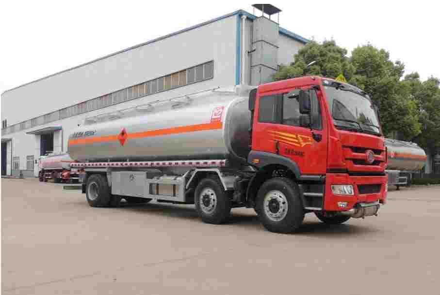 SLS5254GJYC4Q型加油車