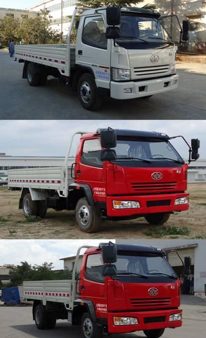 解放牌ca1030k35l3e4型载货汽车
