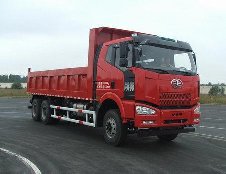 解放牌自卸式垃圾車(CA5250ZLJP66K24L3T1E4)的八大優勢