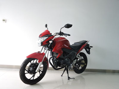 嘉陵牌jh150-8b型两轮摩托车