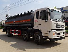 DTA5250GFWDF腐蝕性物品罐式運輸車