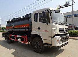 DTA5161GFWEQ腐蝕性物品罐式運輸車