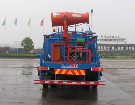 重汽豪沃绿化洒水车(雾炮喷洒车)图片